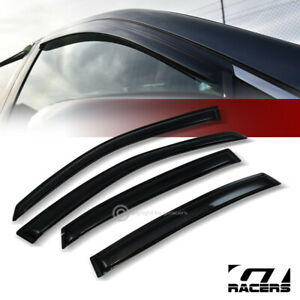 For 2000 2005 Chevy Impala Sun rain Guard Vent Shade Deflector Window Visors 4pc