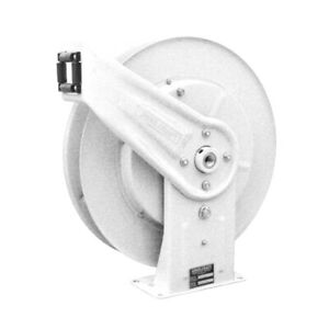 Reelcraft 7600 olp 17wh White Reel 3 8 X 50 300psi Air Water Without Hose