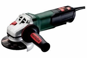 Metabo Wp 9 115 Quick 600380420 Angle Grinder