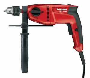 Hilti 273745 Universal Hammer Drill Keyed Uh 700 Drilling Demolition