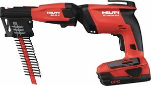 Hilti 3544594 Sd 4500 a18 Indust Sd m2 Mag bag Cordless Systems