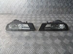 Jdm 98 02 Honda Accord Cl1 Cf4 Cf6 Euro r H22a Bumper Fog Lights Lamps Oem