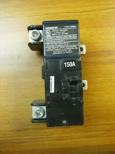 new Panel Pull Siemens Circuit Breaker 2 Pole 150 Amp Cat Eq8693 Ze 97