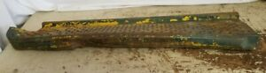Dodge Military M37 Right Passenger Side Running Board Dented No Rust