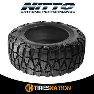 1 New Nitto Mud Grappler X terra 315 75 16 127 124p Mud Terrain Tire