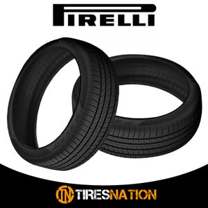 2 New Pirelli Pzero As Plus P235 45zr17 97w Xl Tires