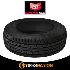 1 New General Grabber Hts60 255 65 16 109h Highway All season Tire