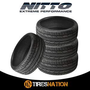 4 New Nitto Nt555 G2 245 40 18 97w Ultra High Performance Sport Tire