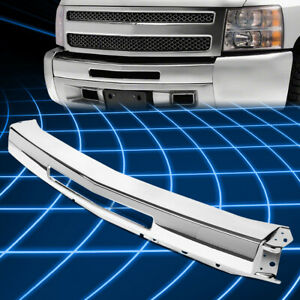 For 07 13 Chevy Silverado 1500 2500hd 3500hd Front Bumper Impact Bar Replacement