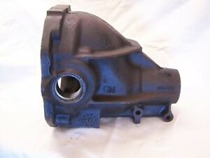 Corvette 1969 Differential Case 3899143 Cast Date C 19 9 Never Stamped Nice