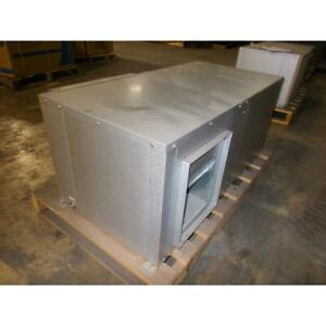 Fhp Manufacturing Ec0243hzcfrs 2 Ton Horizontal Water Source Heat Pump 20 6 Eer