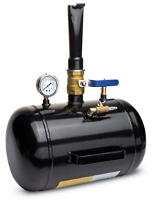 Eastwood Portable 5 Gallon Tire Bead Seating Air Tank Pressure Pneumatic Tire