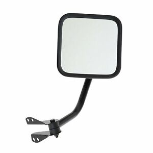 Smittybilt 7617 Replacement Side Mirrors For 1955 1986 Jeep Wrangler Cj