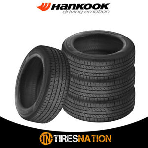 4 New Hankook Kinergy St H735 225 75r15 102t Touring All Season Tires