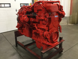 2015 Cummins Isx Engine Assembly Complete Oem Perfect Free Ship 1 Year Unlimited