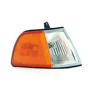 Cpp Ho2551104 Right Marker Lamp Assembly For 1990 1991 Honda Civic