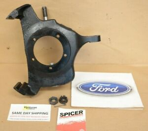 Ford Dana 60 Steering Knuckle With New Ball Joints Installed Rh Side 92 94