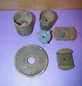Kent Moore Lot Of 6 Vintage Chevy Oem Specialty Tools