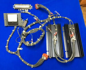 Untested Ac Amperes 0 10 Two Heat Sinks Wiring Harness Current Regulator used