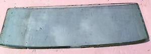 1963 1964 Cadillac Coupe Deville Rear Center Back Window Glass Good Used