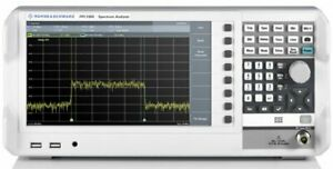Rohde And Schwarz Fpc com1 5khz 3 Ghz Spectrum Analyzer With Extra Software