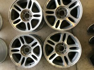 Set Of 4 Ford Mustang Gt 17 Inch Wheel Rim Factory Stock Oem 1996 1997 98