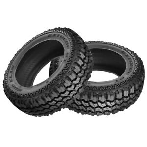 2 New Tbc Neutral Mud Claw Extreme M t Lt315 75r16 121 118q D Mud Tires