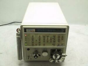 Varian 9012 Laboratory Hplc Chromatography Solvent Delivery System 03 919643 00