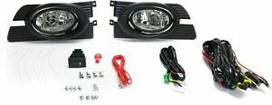 Fog Light Set For 98 02 Honda Accord