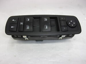 2008 2011 Chrysler Town Country Driver Door Master Power Window Switch Oem