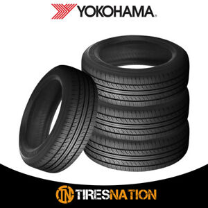 4 New Yokohama Avid Touring s 195 65 15 89s All season Quality Tire