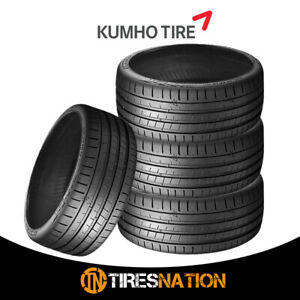 4 New Kumho Ecsta Ps91 245 45r20 103y Max Performance Summer Tire