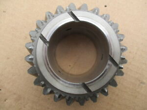 G M Sm420 4 Speed Transmission 3rd Gear 24 Tooth 1948 To 1961 Gmc Chevy Used