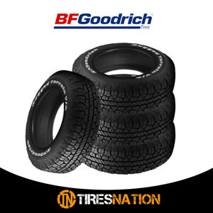 4 New Bf Goodrich Rugged Trail T A 275 65 18 114 T Off Road Performance Tires