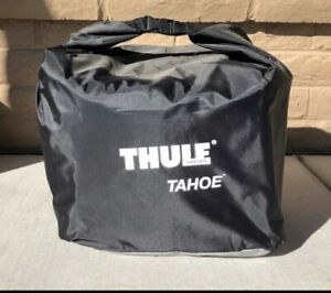 Thule Sweden Tahoe Roof Top Cargo Luggage Carrier Never Used Like New