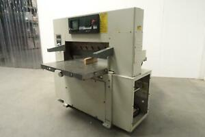 Challenge Crt420 Hydraulic Industrial Paper Cutter 230 V 3 Ph