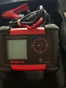 Snap On Eecs350 Enhanced Battery System Tester