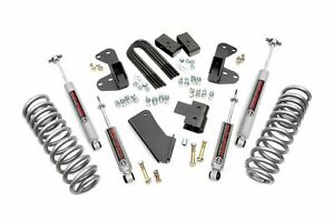 Rough Country 2 Lift Kit fits 1980 1996 Ford Bronco N3 Shocks Suspension