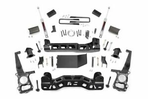 Rough Country 4 Lift Kit fits 2009 2010 Ford F150 4wd W n3 Shocks Suspension