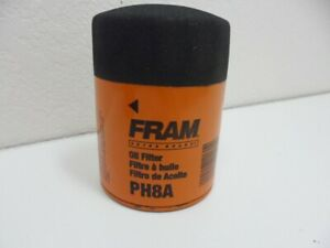 Vintage Nos Fram Ph8a Oil Filter Made In Usa