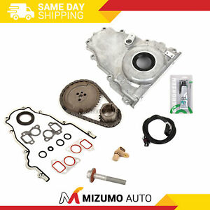 Ls9 Ls7 Ls2 Cam Swap To Ls1 Lq4 Lq9 Engine Timing Cover Conversion Kit 24x