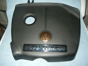 2001 Vw Beetle 20v Turbo Engine Cover Part 1c0103925 B