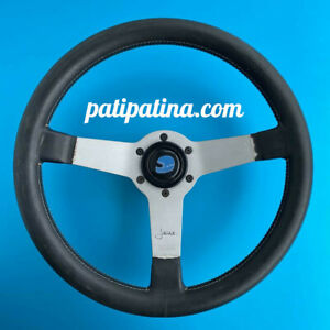 Momo Jacky Ickx Signature Steering Wheel 350mm Size Dished Porsche 911 930