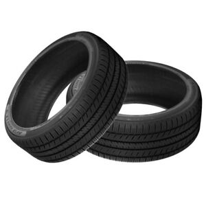 2 New Yokohama Ascend Lx 195 65r15 91h Tires