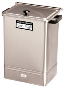 Chattanooga Hydrocollator E 1 Stationary Heating Unit With 4 Standard Hotpacs
