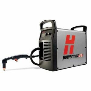 Hypertherm Powermax85 087113 Plasma System Hand System 25 Ft Lead