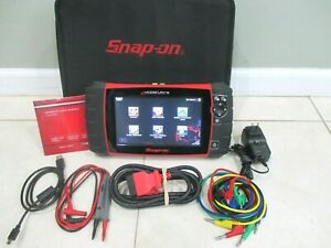 Snap On Modis Ultra Full Function Diagnostic Scanner Dom Asian Euro 19 4 2019