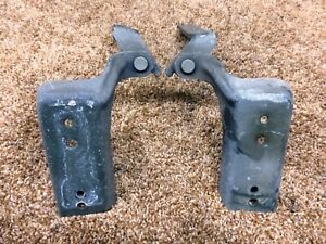 90 93 Geo Metro Convertible Oem Top Boot Cover Hinge Left Right Side
