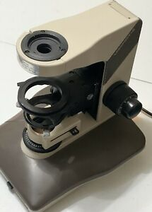 Nikon Labophot 2 Microscope Includes Base Focus Block Lamp And Filter Box