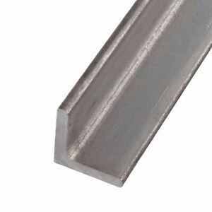 304 Stainless Steel Angle 3 X 3 X 1 2 X 12 Inches